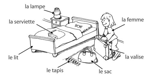 Le genre (Genus, Geschlecht) - Lingolia Französisch