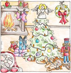 Menu De Noel Pour Famille Nombreuse.Texte Noel